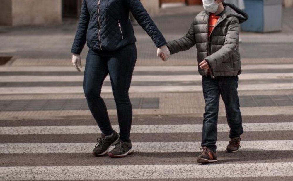 Podrán salir a pasear los niños de 0 a 13 años