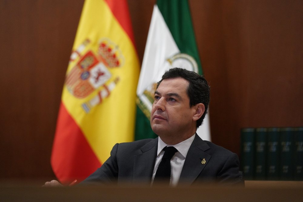 Andalucía pide afrontar la apertura de negocios a lo largo de este mes de mayo