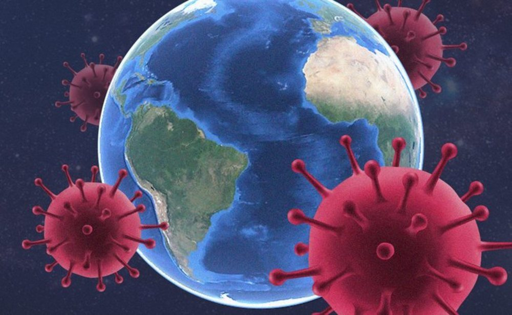Más de 3 millones de contagios por coronavirus en el mundo