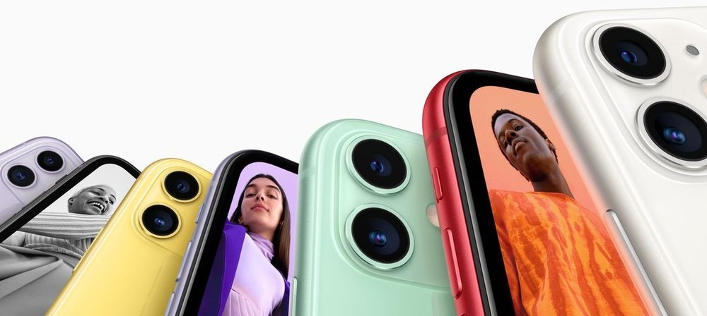 El iPhone 11 de Apple
