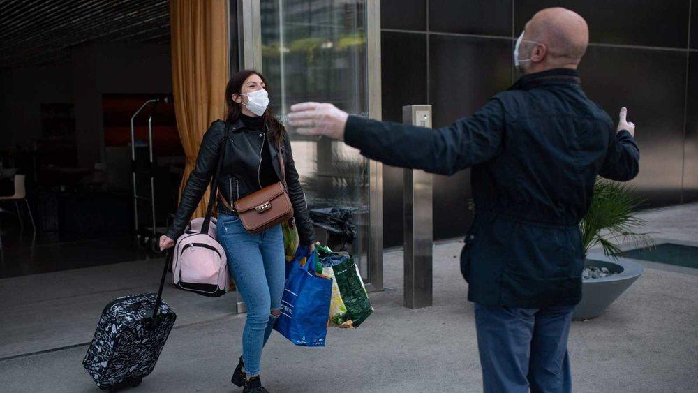 El coronavirus continua registrando datos a la baja en España