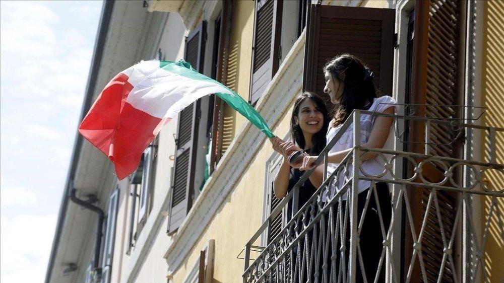 El coronavirus continua avanzando en Italia