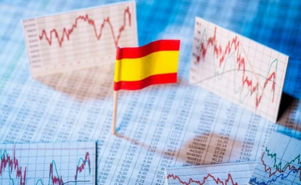 Desplome de PIB de España