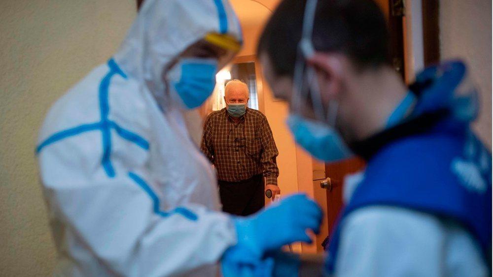 El coronavirus continua expandiéndose por España