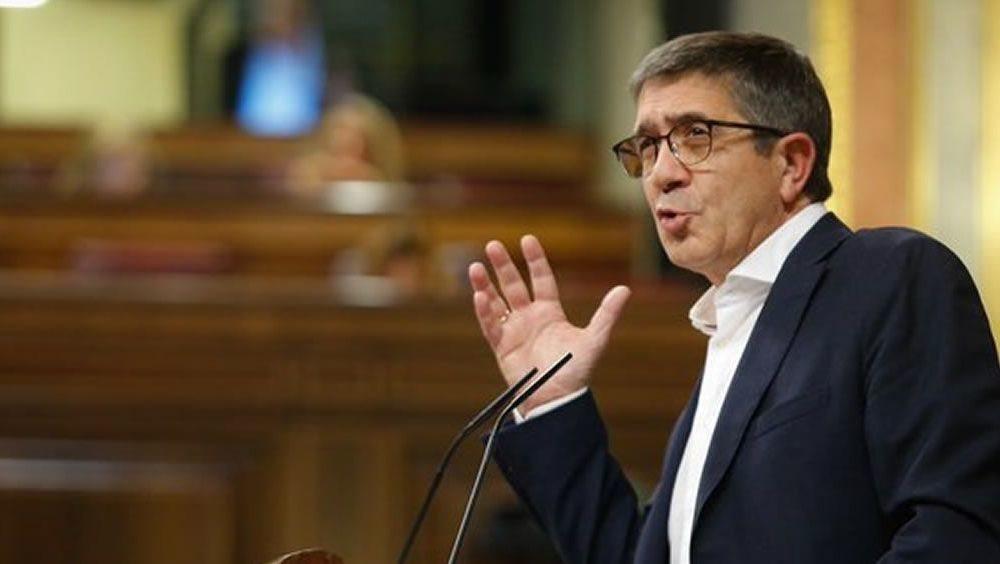 Patxi López, expresidente del Congreso, presidirá la comisión para la reconstrucción del país