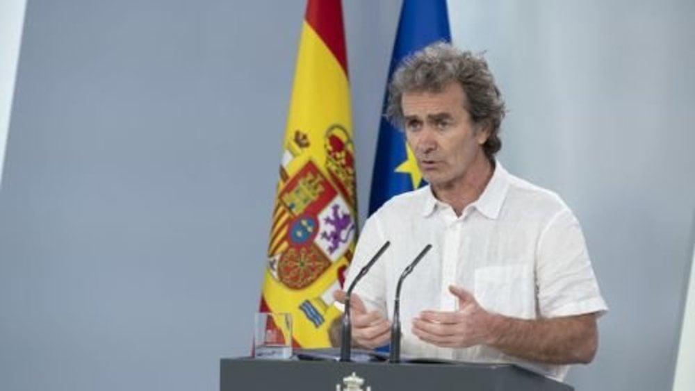 Fernando Simón ha recordado a las comunidades que las decisiones definitivas sobre la desescalada dependen del Ministerio de Sanidad