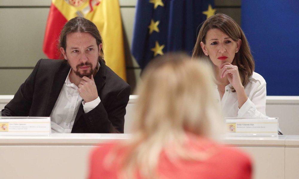 La propuesta de Trabajo busca blindar los empleos afectados por el ERTE el 30 de junio