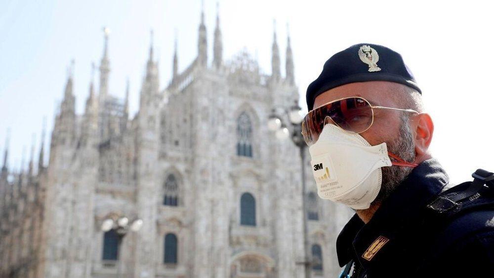 El coronavirus está sacudiendo Italia