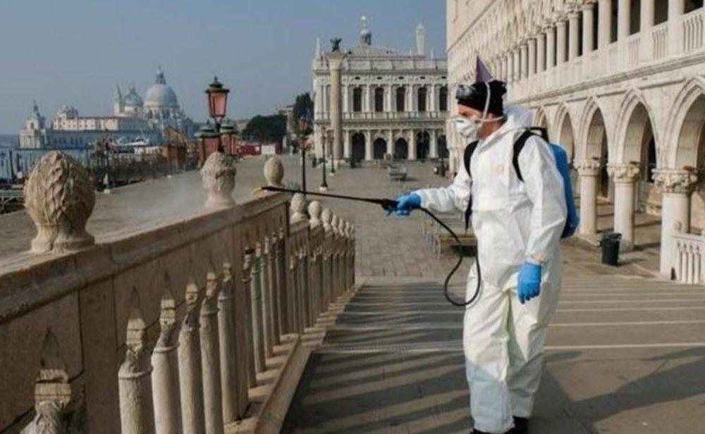 Italia sigue descendiendo en muertes y contagios diarios