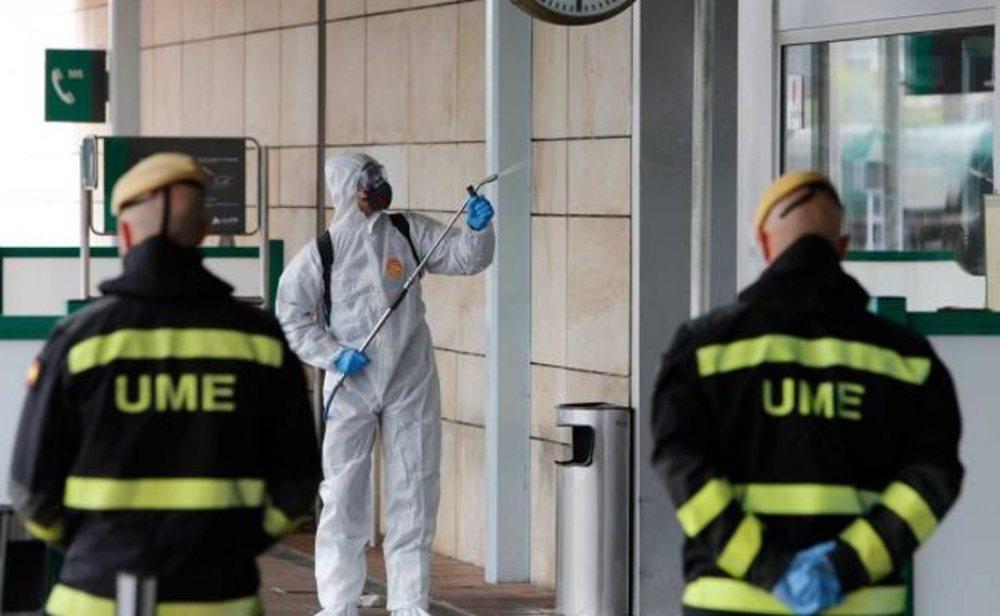 Ligero repunte de nuevos contagios en España