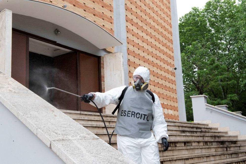 El coronavirus ha dejado 153 muertos durante la última jornada en Italia