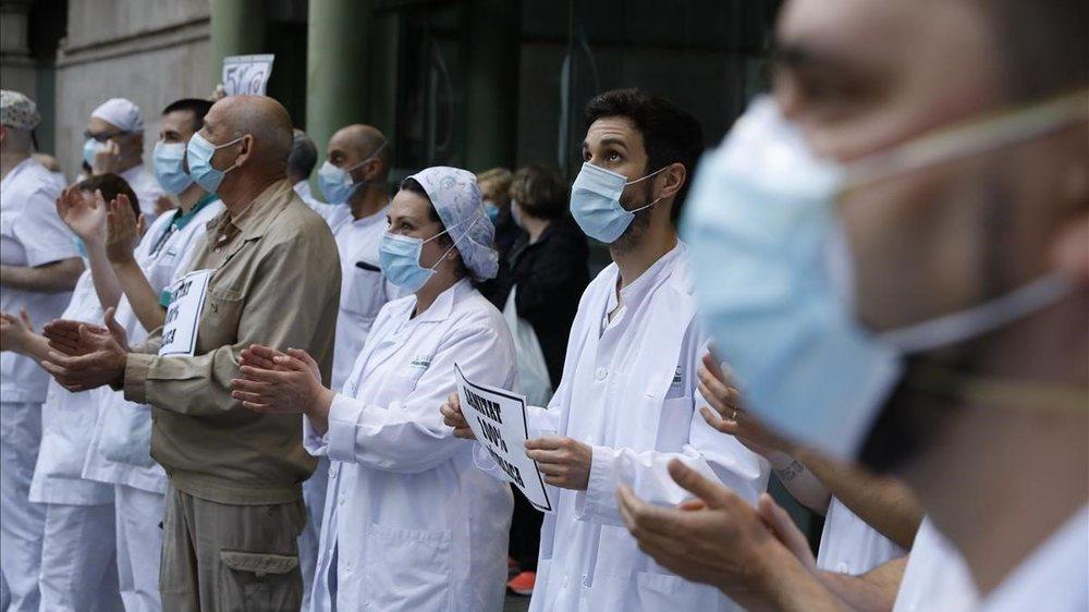 España registra 59 muertos, la cifra más baja desde el inicio de la pandemia