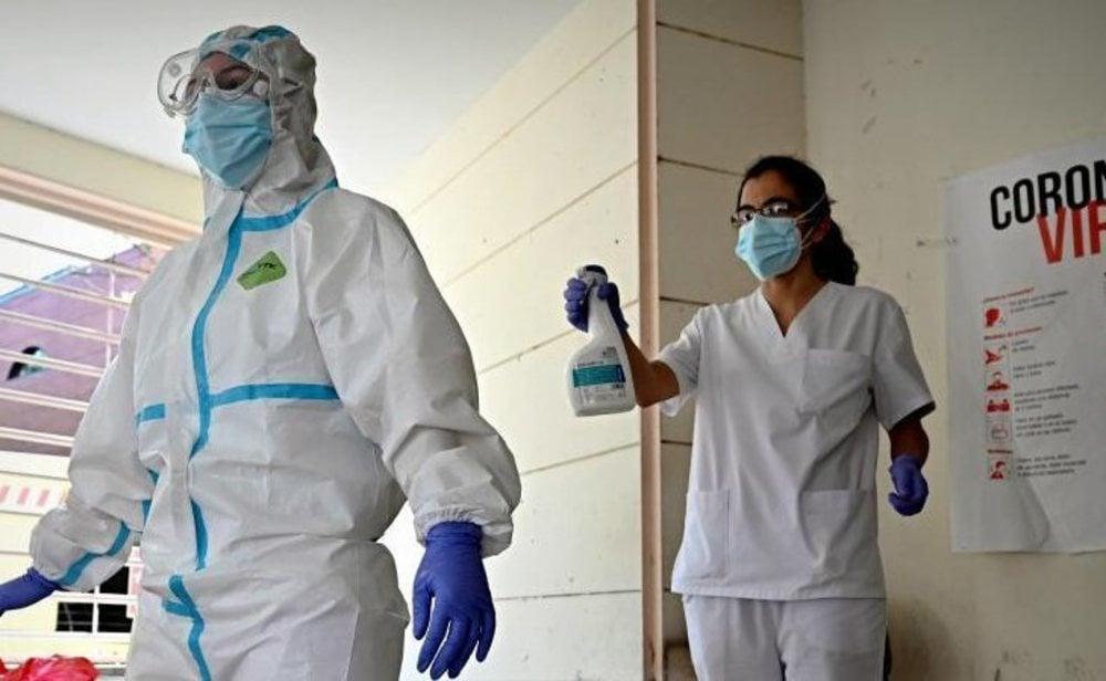 España está saliendo de la crisis del coronavirus