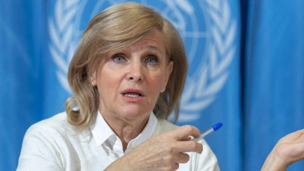 La directora de Salud Pública de la OMS, María Neira