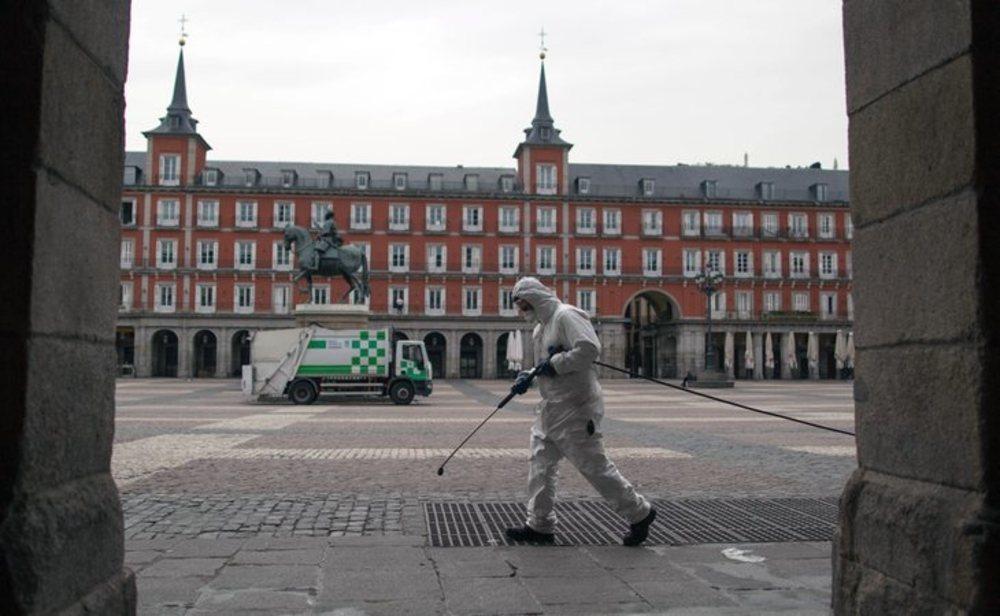 Madrid es la comunidad más golpeada por el coronavirus