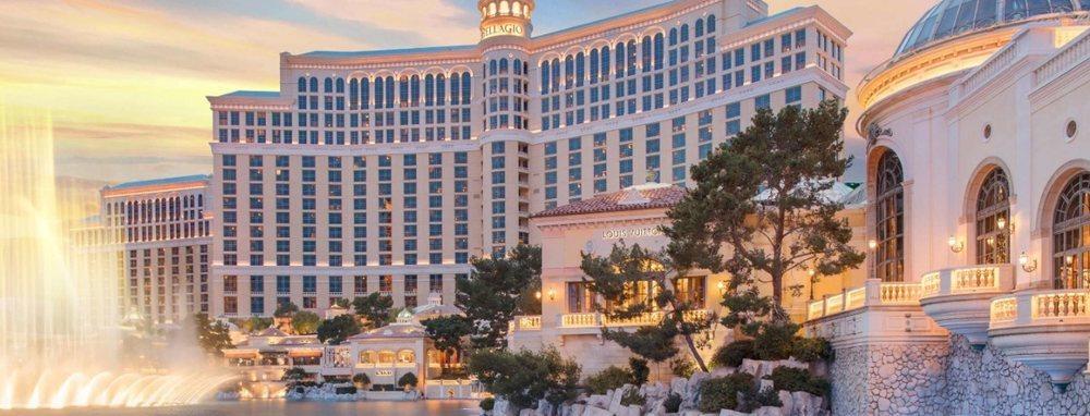 El hotel Bellagio de Las Vegas volverá a recibir clientes el 4 de julio
