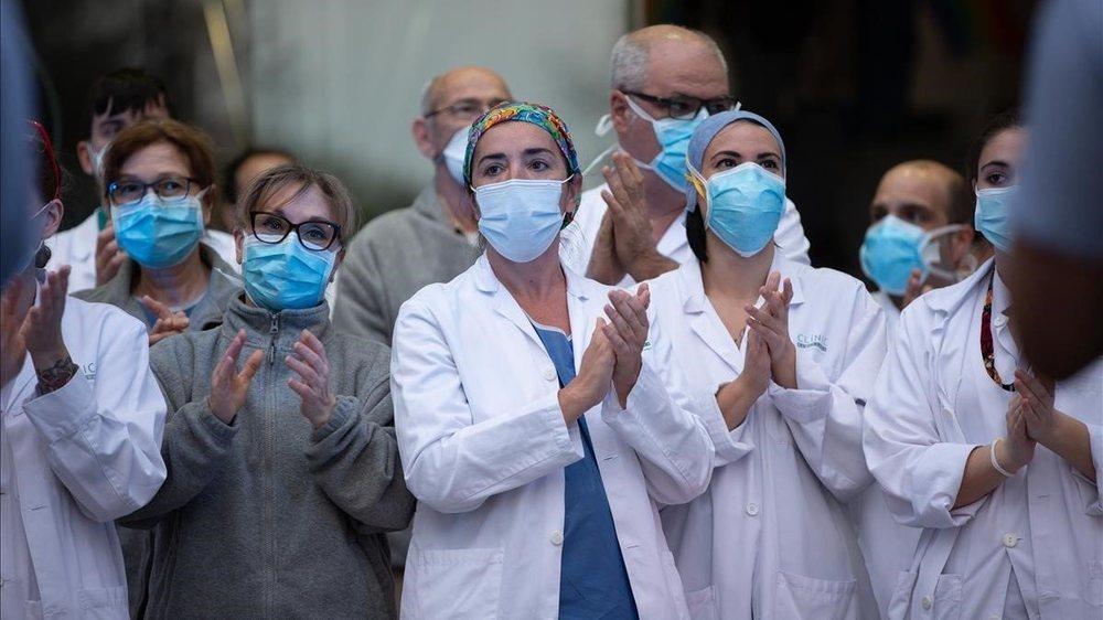 El Premio Princesa de Asturias reconoce la labor de los sanitarios que han estado en la primera línea frente al coronavirus