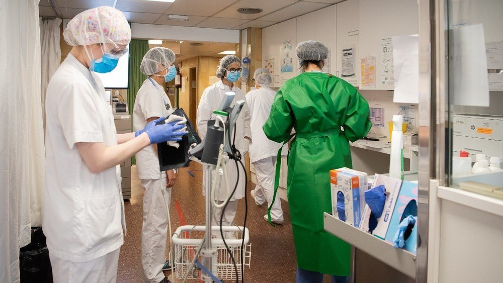 El coronavirus ya estaba circulando en Barcelona desde el 15 de enero, según el último estudio