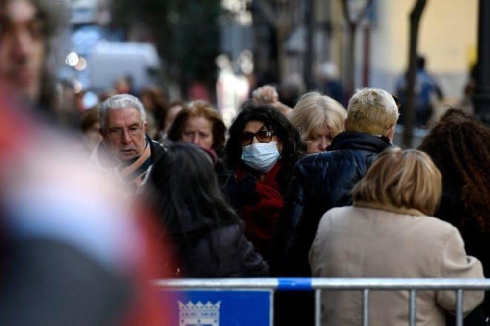 Sanidad comunica 167 nuevos contagios en la última jornada