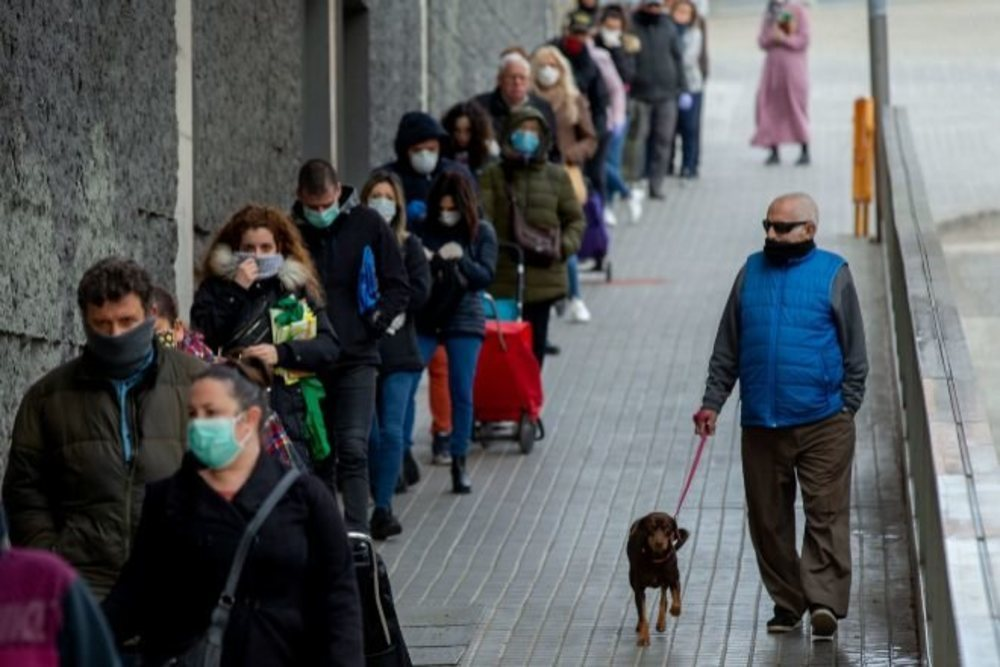 Sanidad sigue sin comunicar nuevas muertes por coronavirus en España