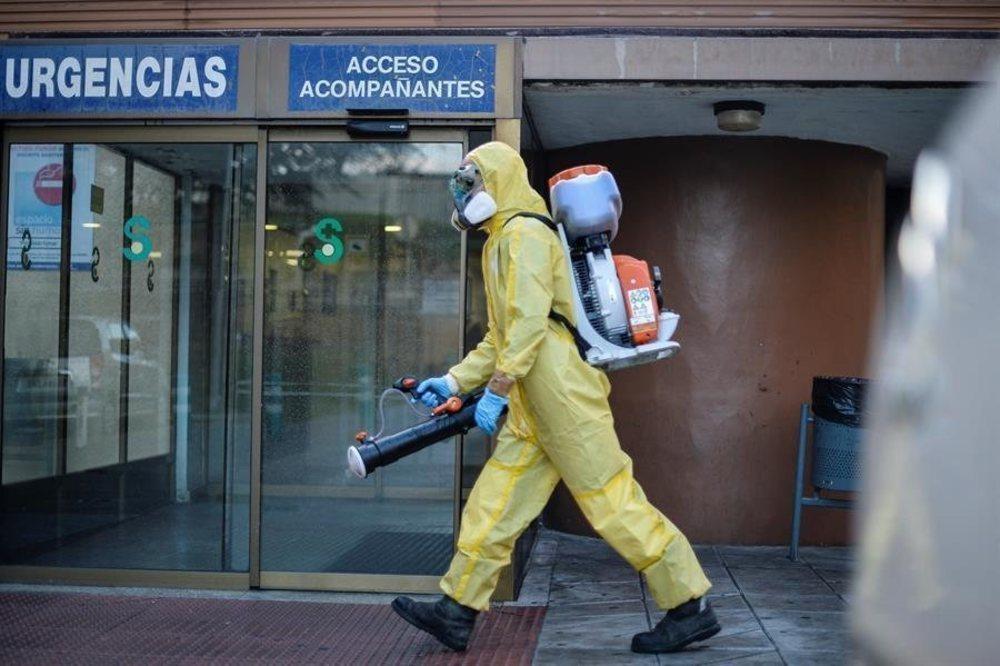 Sanidad comunica 40 contagios sin actualizar la cifra de muertos