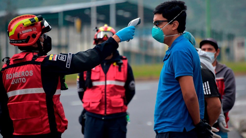 El continente americano está registrando los peores datos de la pandemia