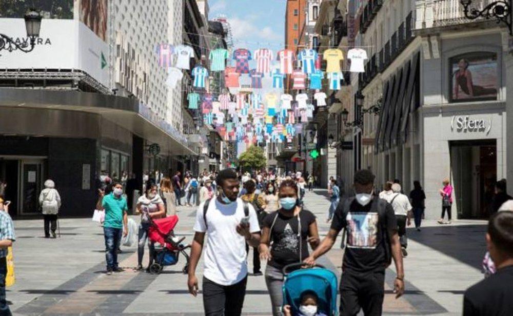 La nueva normalidad en España está marcada por algunos rebrotes