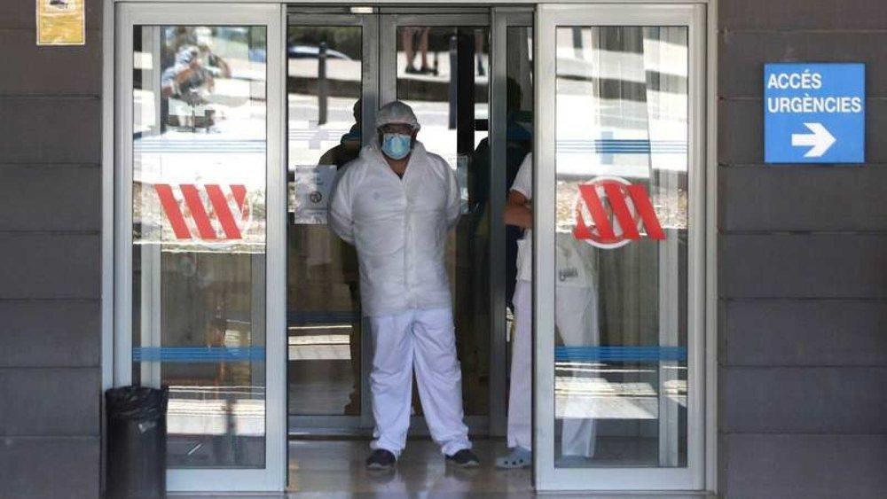 Sanidad añade tres muertes por coronavirus en la última jornada