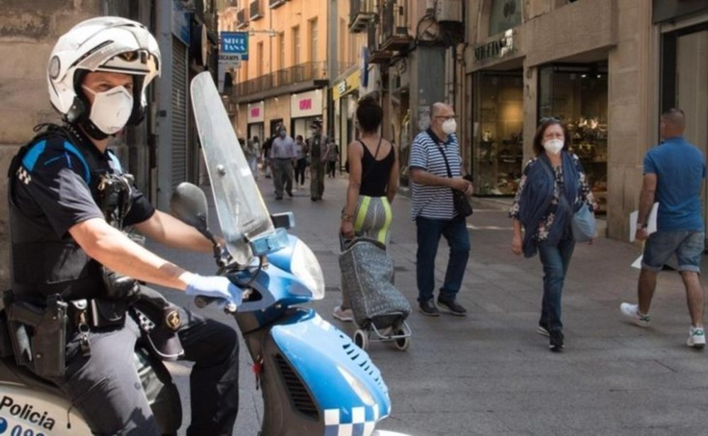 Preocupación en España por los rebrotes
