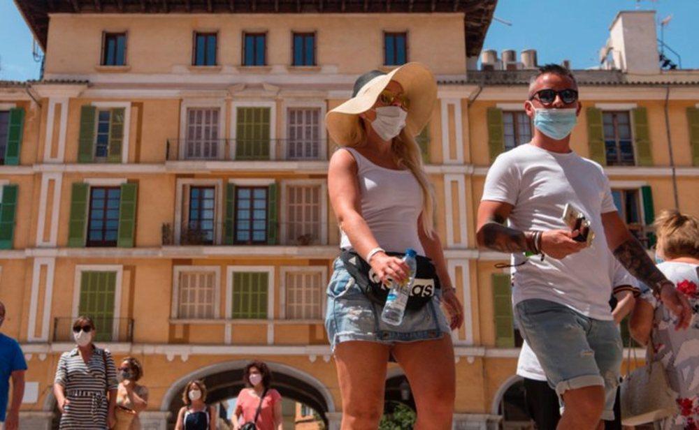 Verano en España marcado por los rebrotes