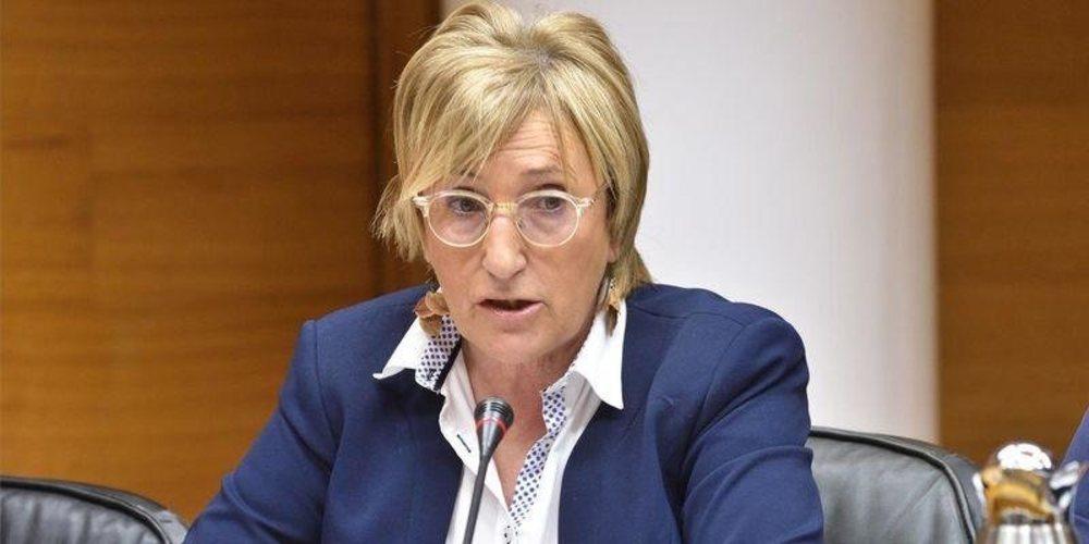 La consellera valenciana de Salud, Ana Barceló