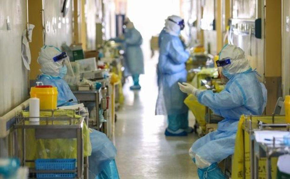 Sanidad confirma 685 nuevos ingresos