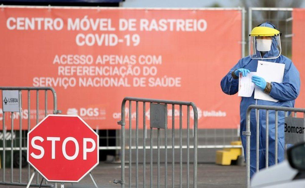 Portugal roza los 3.000 contagios por coronavirus