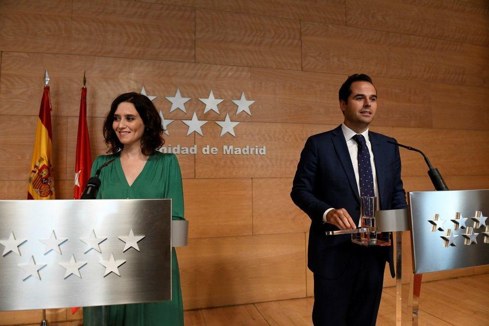 El vicepresidente Ignacio Aguado ha anunciado que baraja el cierre del ocio nocturno