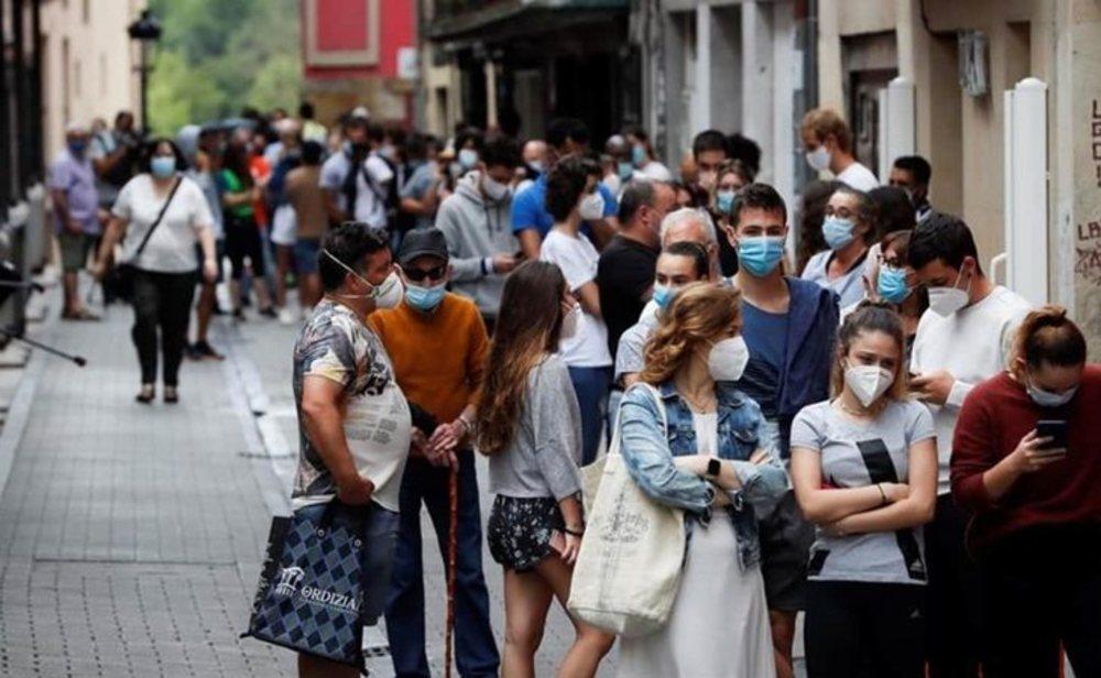 Los rebrotes se multiplican en España