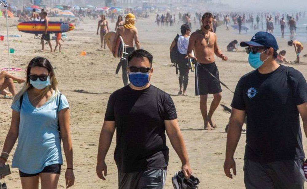 Los rebrotes se multiplican en España en pleno verano