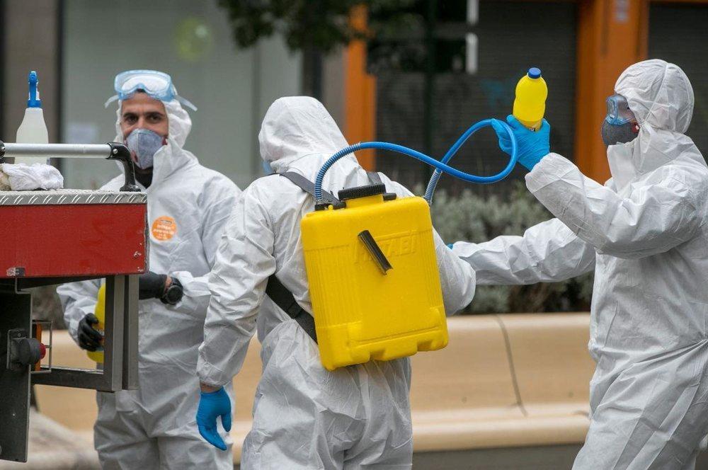 Sanidad añade 5.760 contagios de coronavirus a la cifra total