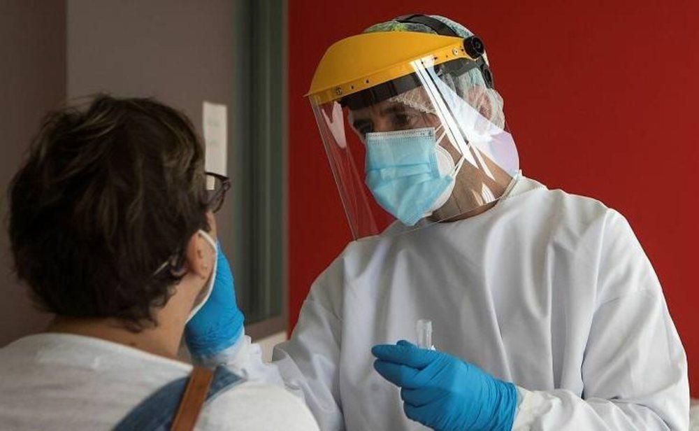 Pésimos datos del coronavirus en España