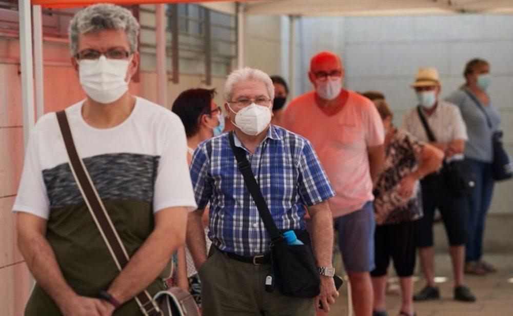 España roza los 360.000 contagios