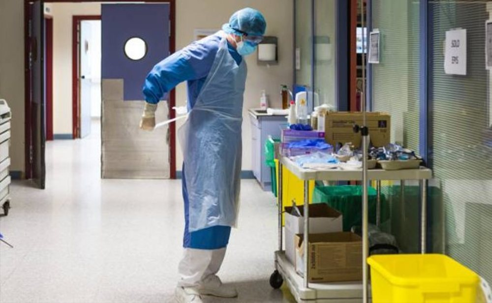 El coronavirus repunta en España