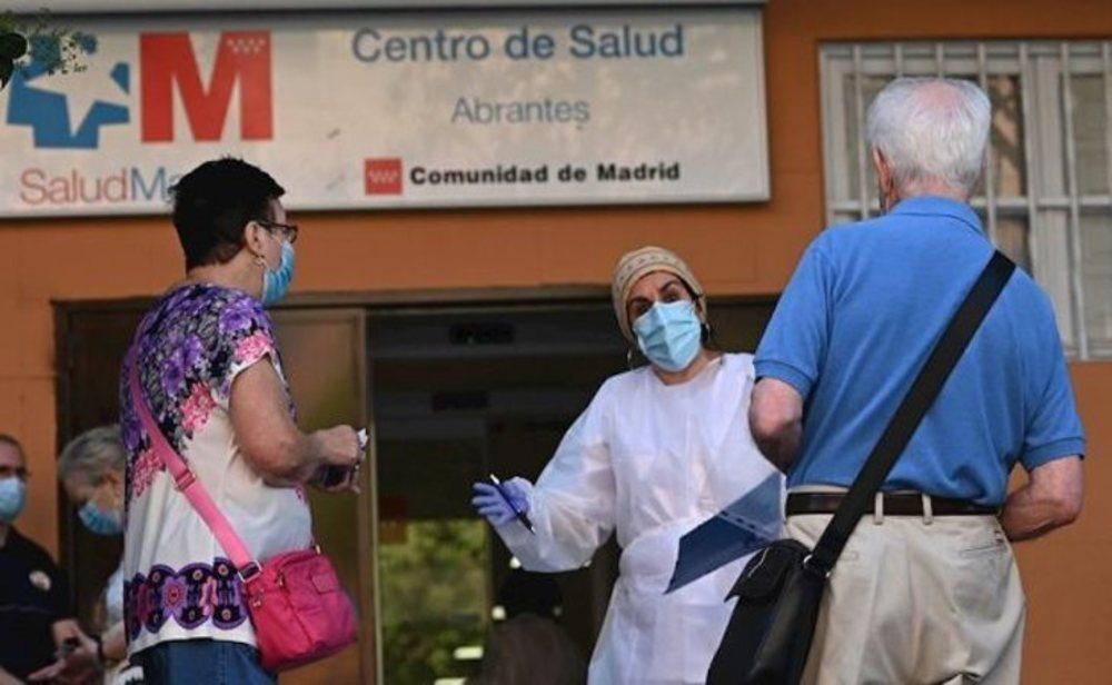 La Comunidad de Madrid acumula, con diferencia, el mayor número de nuevos contagios de coronavirus