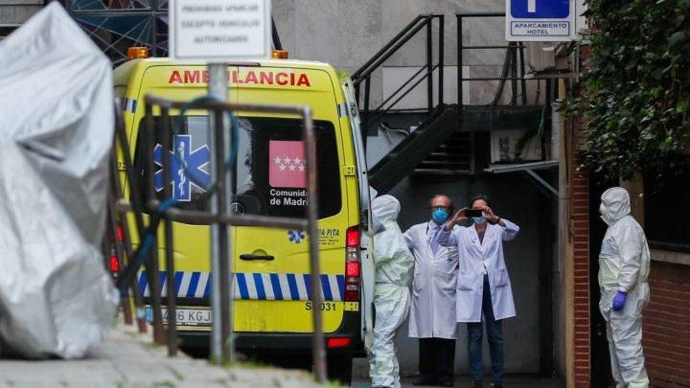 Los datos del coronavirus se disparan en España