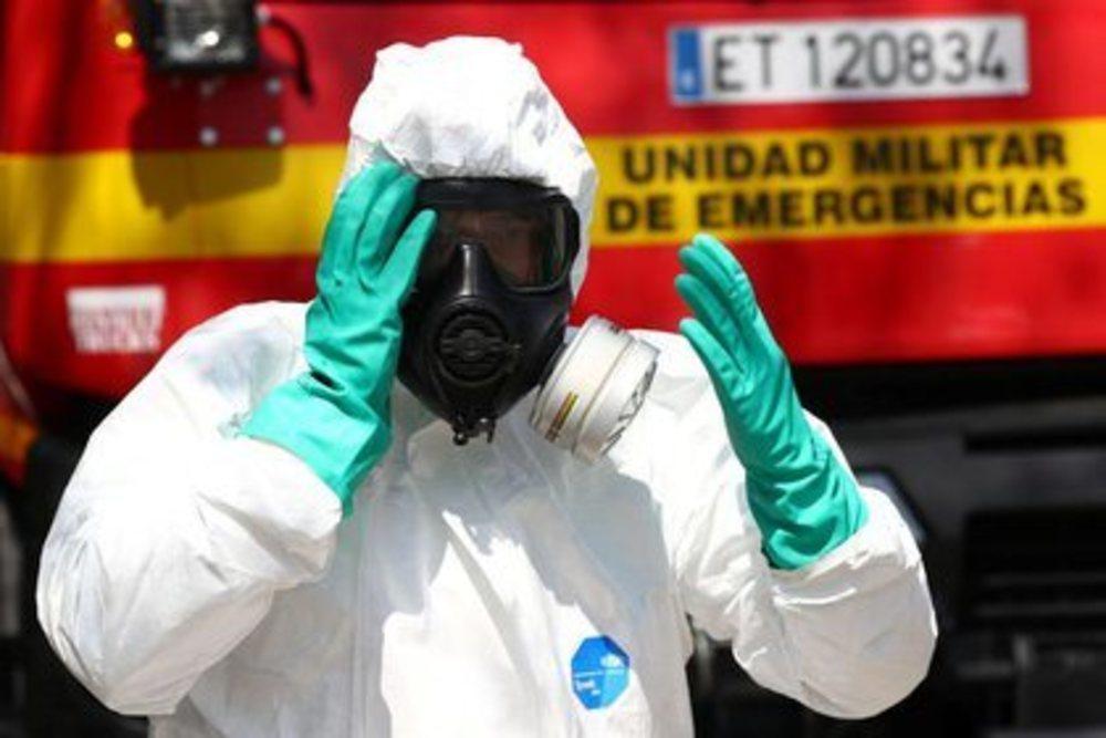Madrid continua como epicentro de la pandemia