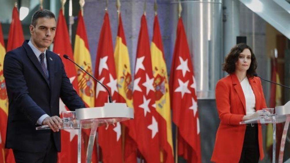 El Gobierno estudia varios escenarios ante la insubordinación que aprecia en Madrid