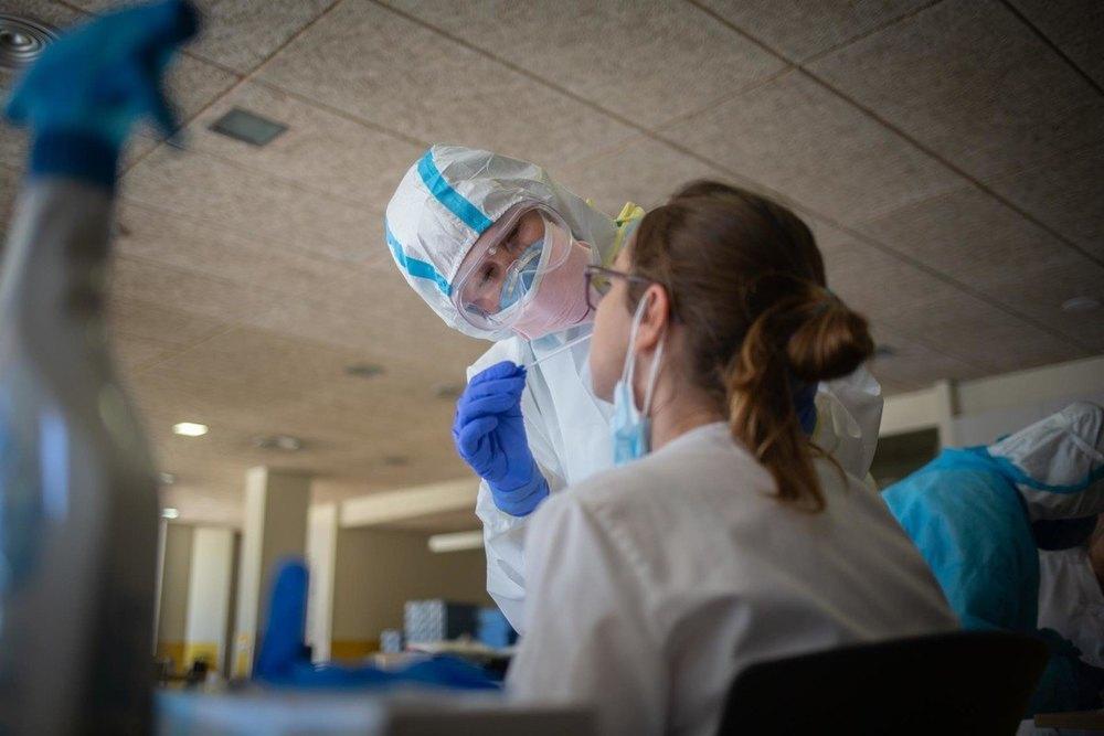 España continua como epicentro del coronavirus en Europa