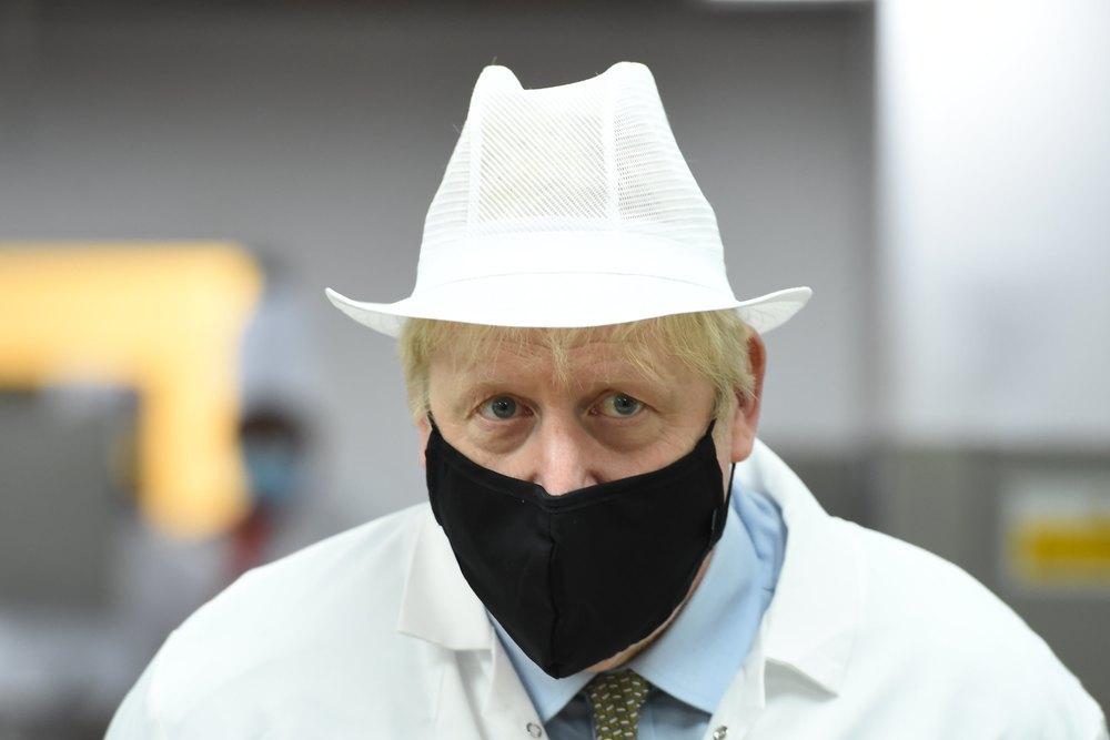 El Primer Ministro británico, Boris Johnson, anuncia el regreso al confinamiento
