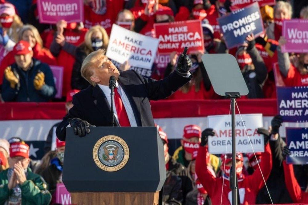 Donald Trump se juega la reelección