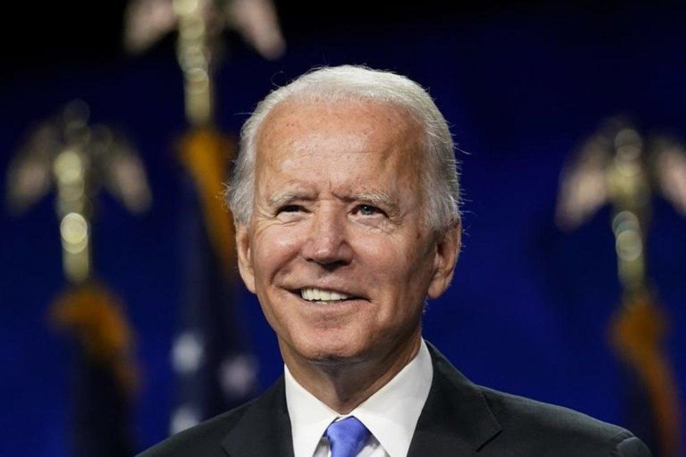 Joe Biden es el candidato del Partido Demócrata