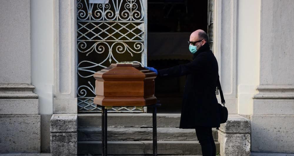 El coronavirus está afectando fuertemente a Italia