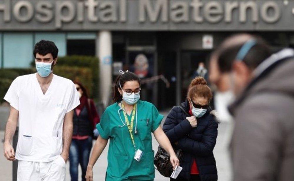 El coronavirus continua expandiéndose en España